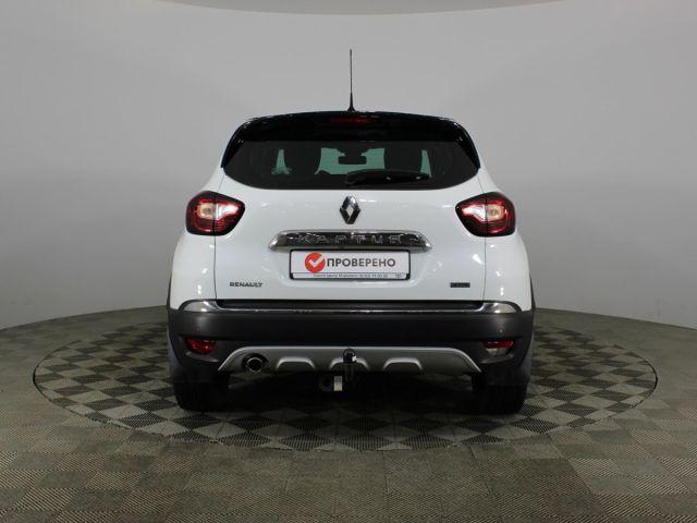 Купить б/у Renault Kaptur, 2017 год, 143 л.с. в Мурманске