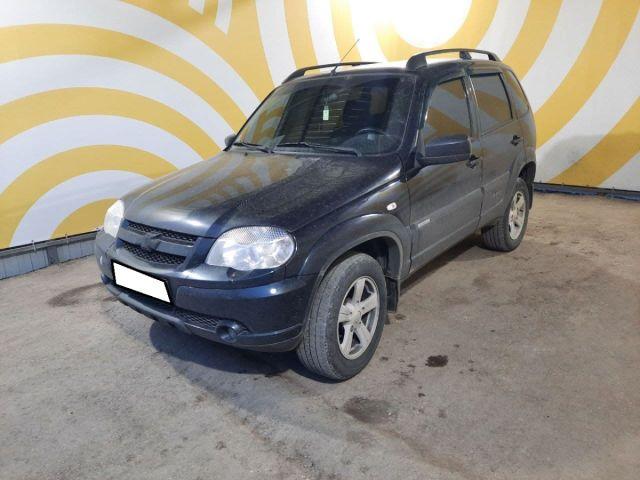 Купить б/у Chevrolet Niva, 2015 год, 80 л.с. в Астрахани