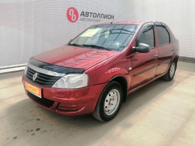 Купить б/у Renault Logan, 2011 год, 102 л.с. в России