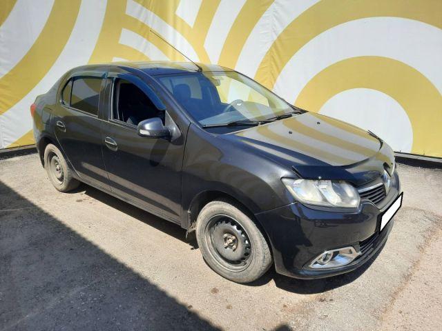 Купить б/у Renault Logan, 2015 год, 102 л.с. в России