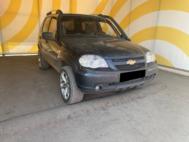 Купить б/у Chevrolet Niva, 2013 год, 84 л.с. в Астрахани