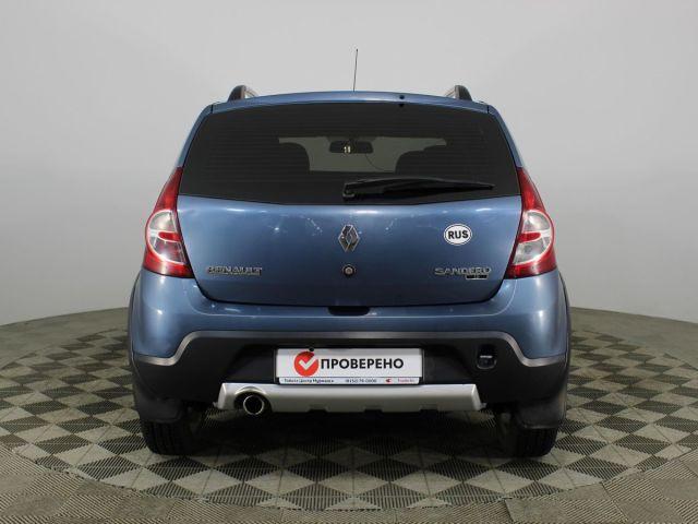Купить б/у Renault Sandero, 2013 год, 84 л.с. в Мурманске