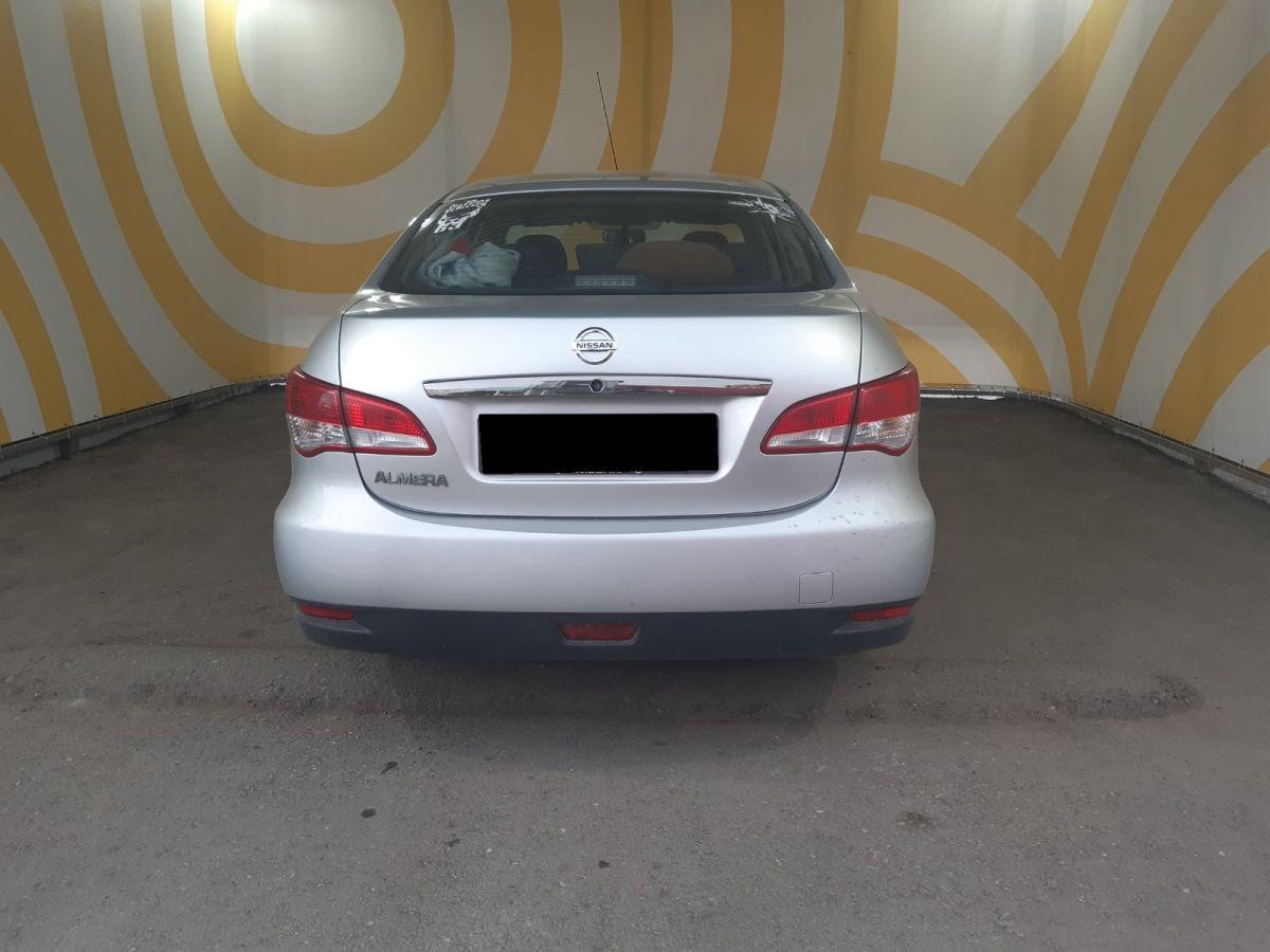 Купить б/у Nissan Almera, 2015 год, 102 л.с. в Улан-Удэ
