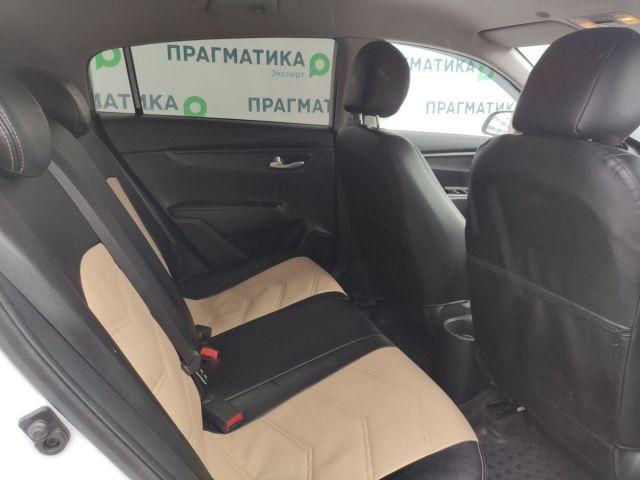 Купить б/у KIA Rio, 2018 год, 123 л.с. в Петрозаводске