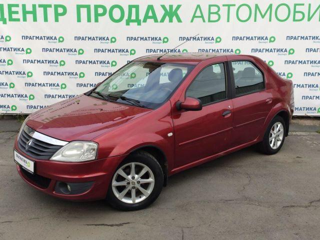 Купить б/у Renault Logan, 2010 год, 84 л.с. в Петрозаводске