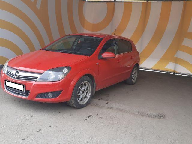Купить б/у Opel Astra, 2007 год, 105 л.с. в России