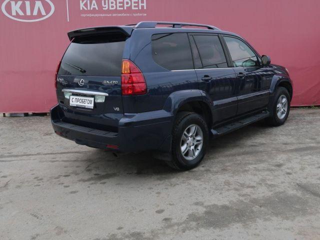 Купить б/у Lexus GX, 2004 год, 238 л.с. в России