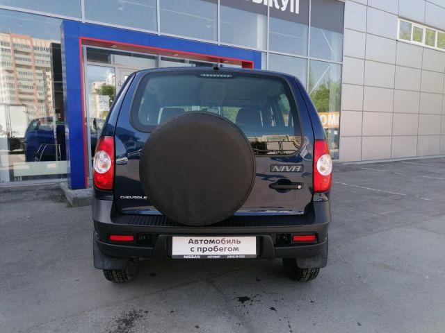 Купить б/у Chevrolet Niva, 2018 год, 80 л.с. в Саратове
