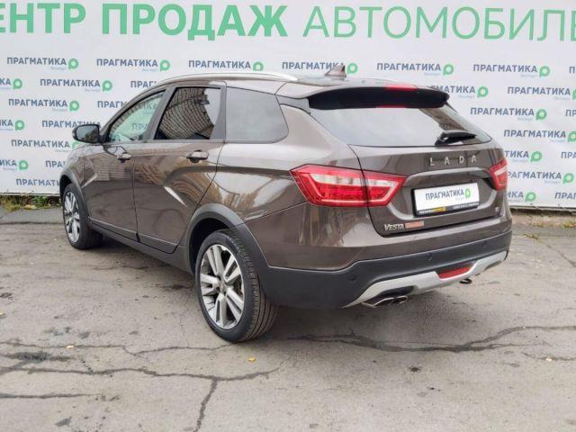 Купить б/у ВАЗ (LADA) Vesta, 2018 год, 122 л.с. в Петрозаводске