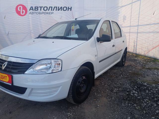 Купить б/у Renault Logan, 2015 год, 75 л.с. в России