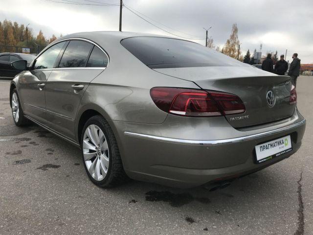 Купить б/у Volkswagen Passat CC, 2012 год, 152 л.с. в России